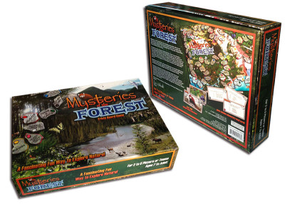 Mysteries of the Forest Game Box