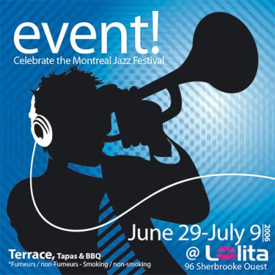 Lolita Event Flyer