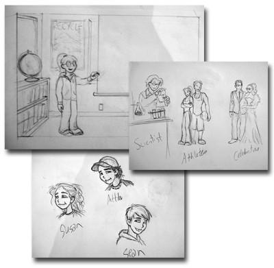 UKiP Strategy Module - Sketches