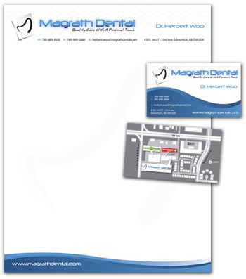 Magrath Dental Stationary