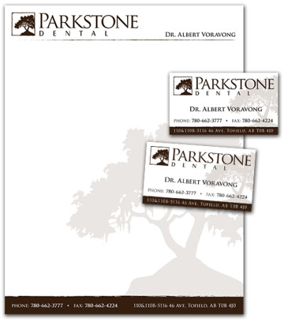 Parkstone Dental Stationary