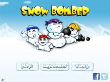 Snowbomber Screenshot - Splash Screen
