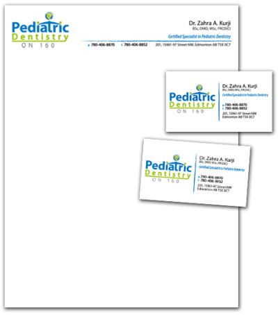 Pediatric Dentistry On 160 Stationary