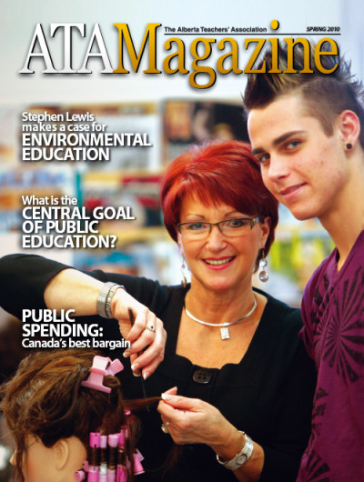 ATA Magazine - Spring 2010