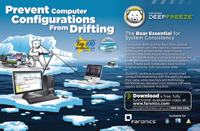 Deep Freeze Configuration Drift Half Page Ad