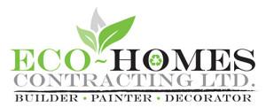 Eco-Homes Contracting Logo