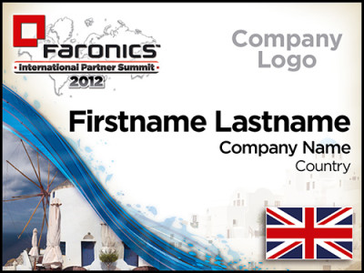 FIPS 2012 - Name Tags