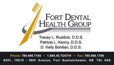 Fort Dental Health Group Business Cards