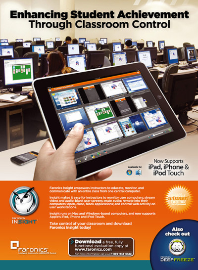 Insight Full Page Ad - iOS version