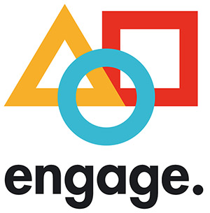 Modo engage. Logo