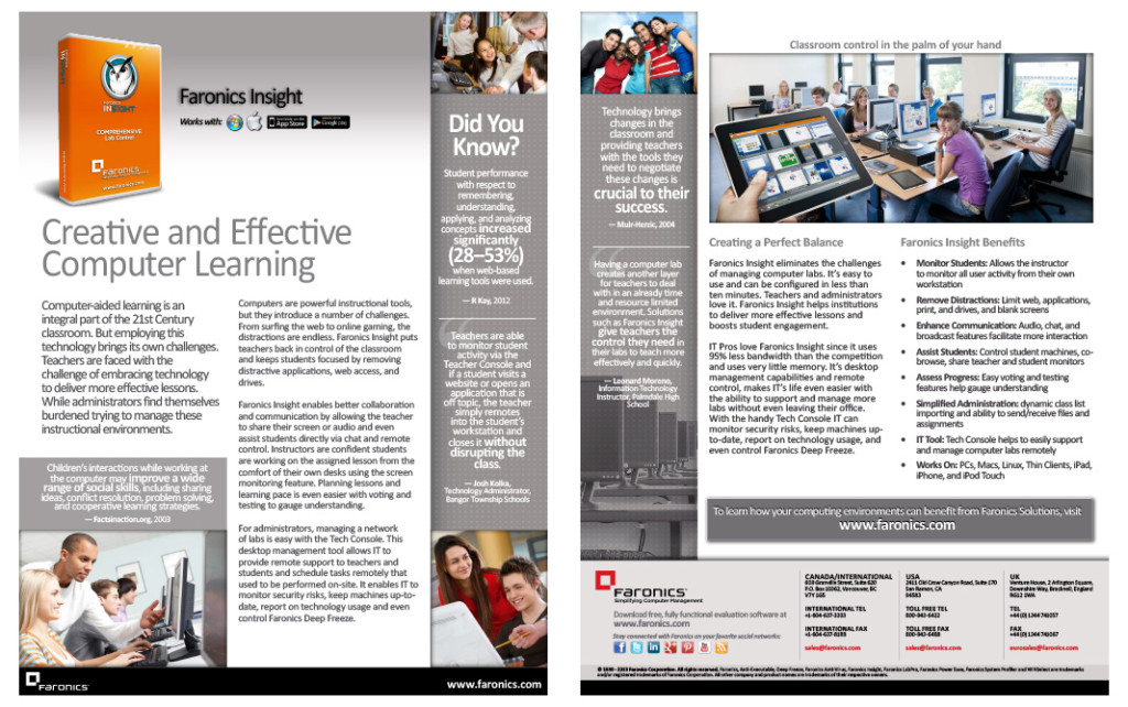 Product Brochure - Insight