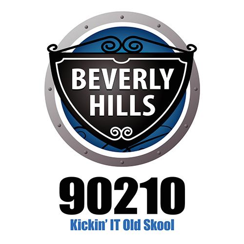 Sales Team Logo - Beverly Hills