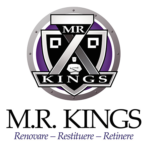 Maintenance Renewal Team Logo - MR Kings