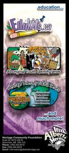 AlbertaSource Lure Card - Education