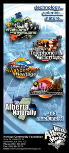AlbertaSource Lure Card - Technology, Science, Nature