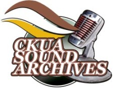 CKUA Sound Archives
