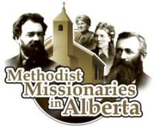 Methodist Missionaries in Alberta