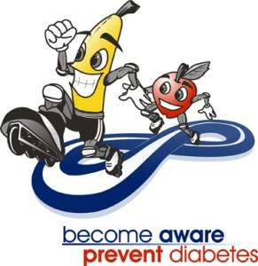 Métis Nation of Alberta Diabetes Campaign Logo