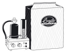 Propane Smoker With Cover