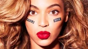 Beyoncé Sings Super Bowl Halftime Show