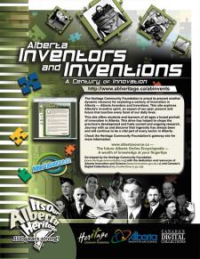 Alberta Inventors and Inventions Ad