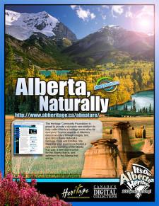 Alberta, Naturally Ad