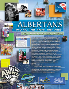 Albertans: Who Do They Think They Are? Ad