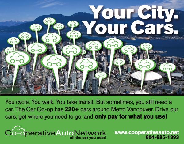 Co-operative Auto Network Ad - Bard On The Beach 2009