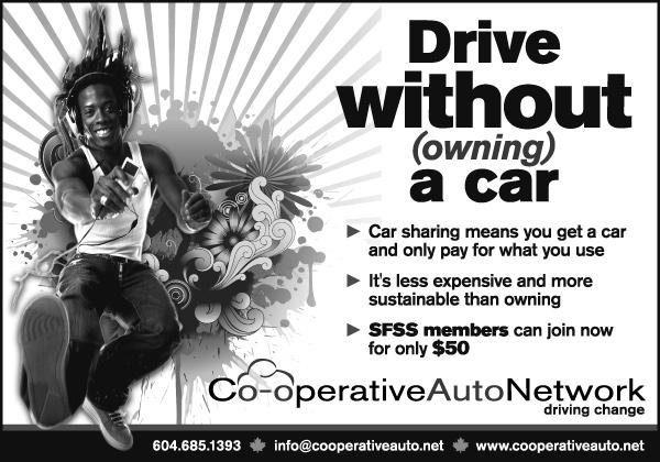 Co-operative Auto Network Ad - The Peak