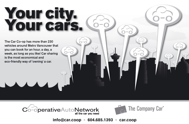 Co-operative Auto Network Ad - DOXA Festival 2010