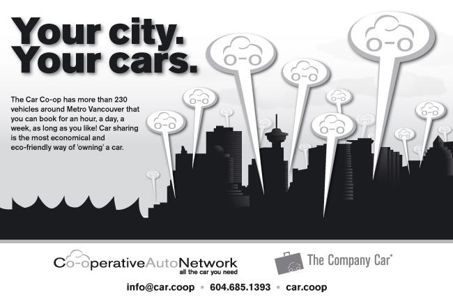 Co-operative Auto Network Ad - DOXA Festival 2010