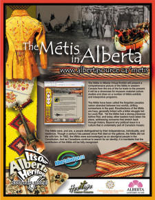 The Métis in Alberta Ad