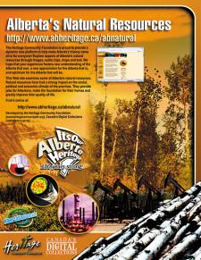 Alberta's Natural Resources Ad