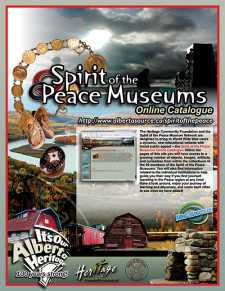 Spirit of the Peace Museums Ad