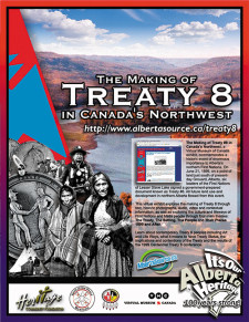 The Making of Treaty 8 Ad