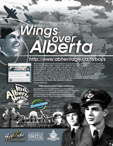 Wings Over Alberta Ad