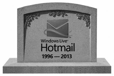 RIP Hotmail.com