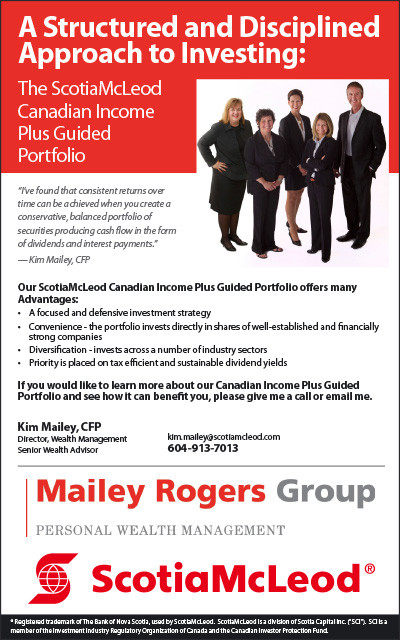 Mailey Rogers Group Program Ad