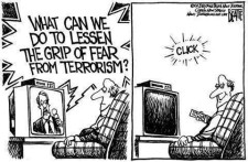 Terror Is In The Eye Of The Media