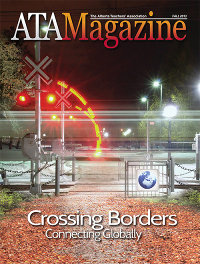 ATA Magazine - Fall 2013 Cover