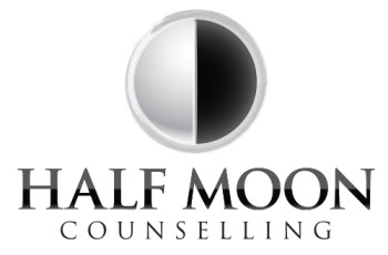 Half Moon Counselling Logo