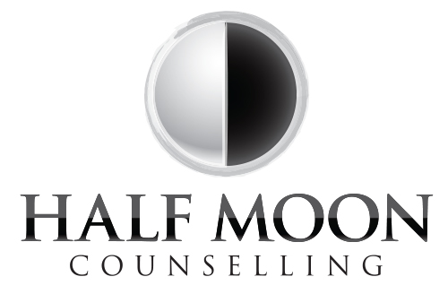 Half Moon Counselling Logo