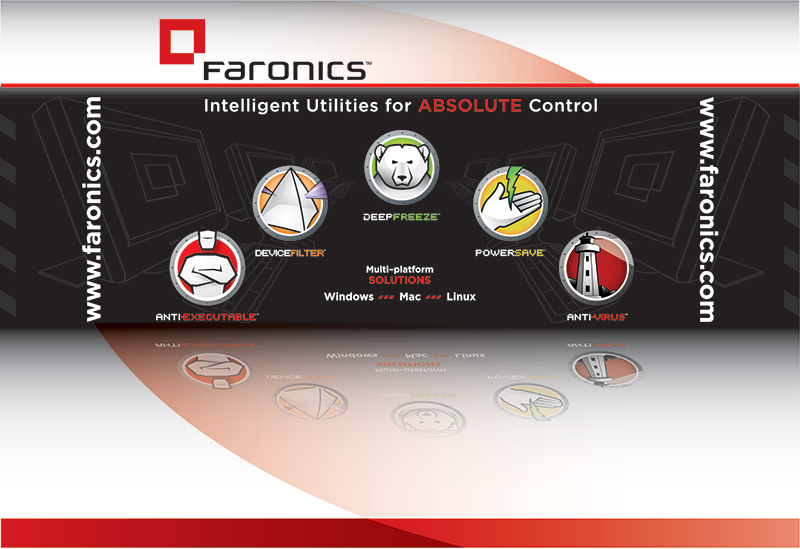 Faronics 10x10 Booth - Version 1