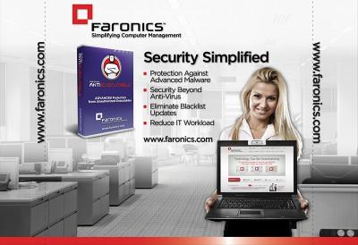 Faronics 10x10 Booth - Version 4 - Anti-Executable