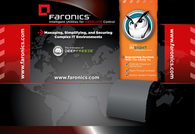 Faronics 10x10 Booth - Version 2 - Insight