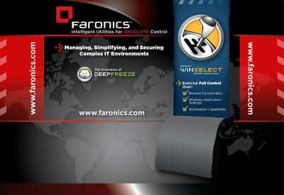 Faronics 10x10 Booth - Version 2 - WINSelect