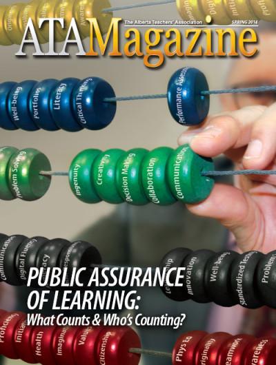ATA Magazine - Spring 2014