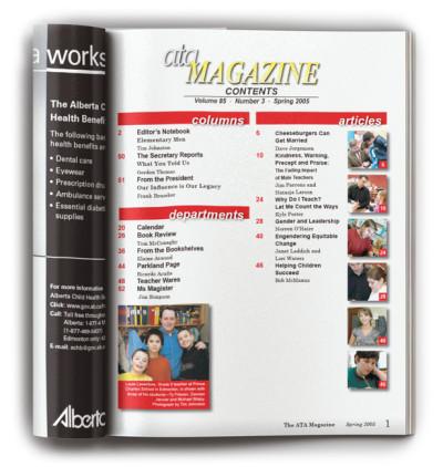 ATA-Magazine-Spring-2005-TOC