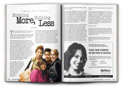 ATA-Magazine-Spring-2006-Spread2