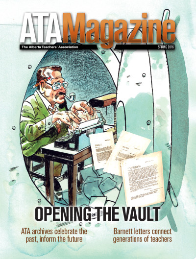 ATA Magazine - Spring 2016